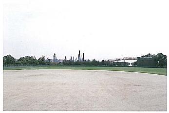 画像:霞第2野球場