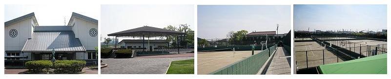 画像:中央緑地公園運動施設