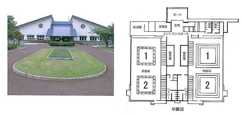 三滝武道館